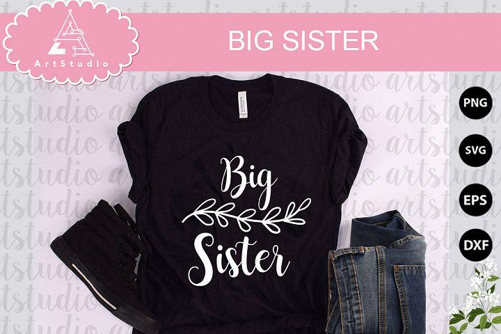 Big Sister INSTANT DOWNLOAD!