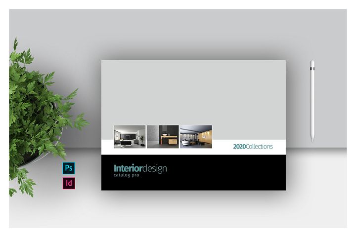 Interior Brochure Catalog