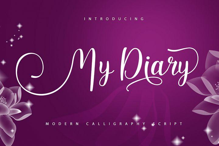 My Diary Script