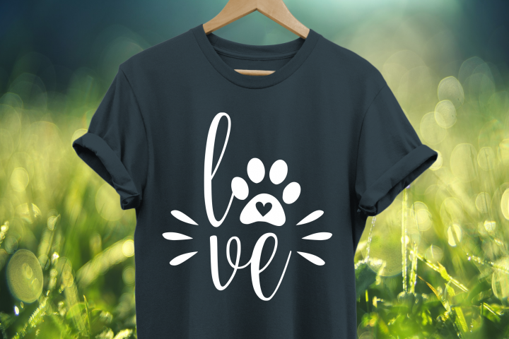 Love dogs SVG