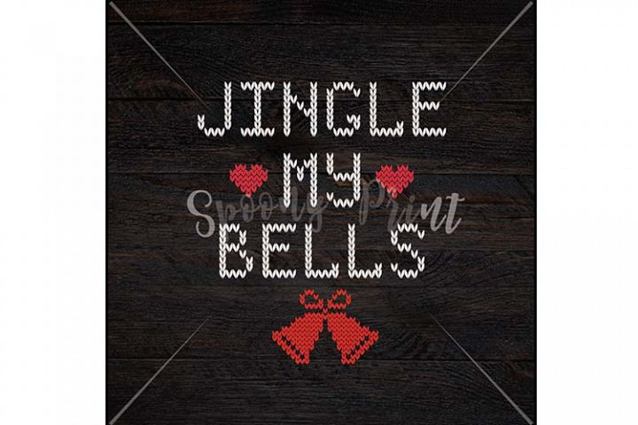 Jingle my bells Christmas Printable