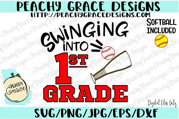 Swinging into 1st Grade