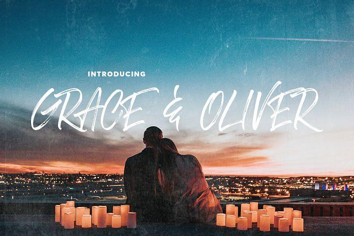Grace & Oliver Font