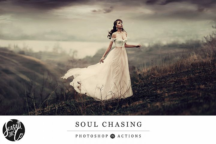 Soul Chasing Action Collection