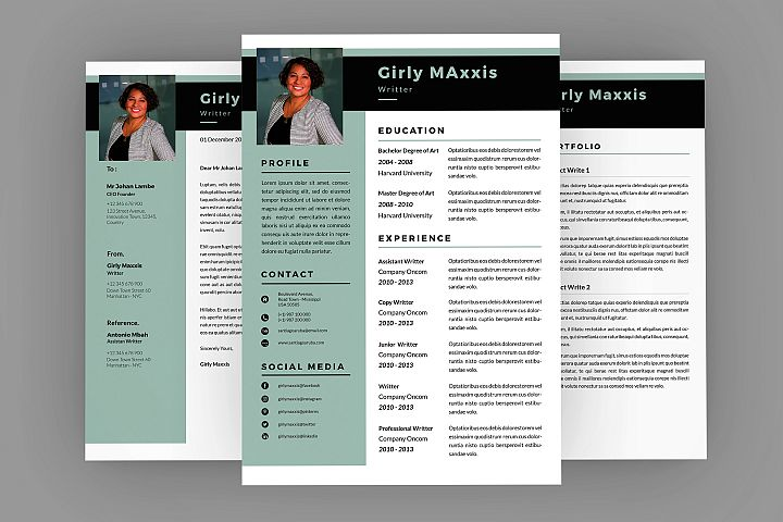 Glazy Resume Designer