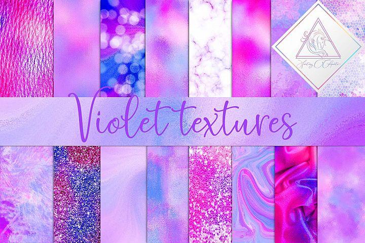 Violet Texture Digital Paper