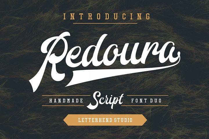 Redoura Font Duo (20% OFF)