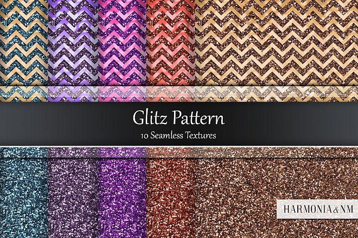 Glitz Pattern 10 Seamless Textures