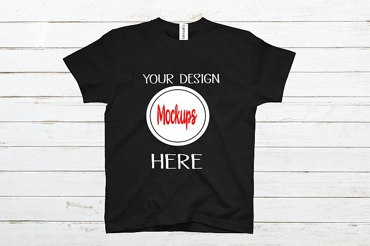 black shirt mockup, bella canvas 3001 shirt mockup,mockup