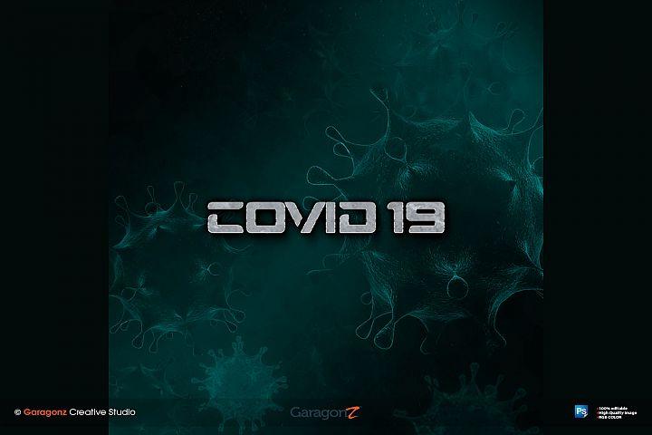 covid-19 coronavirus Instagram Banner