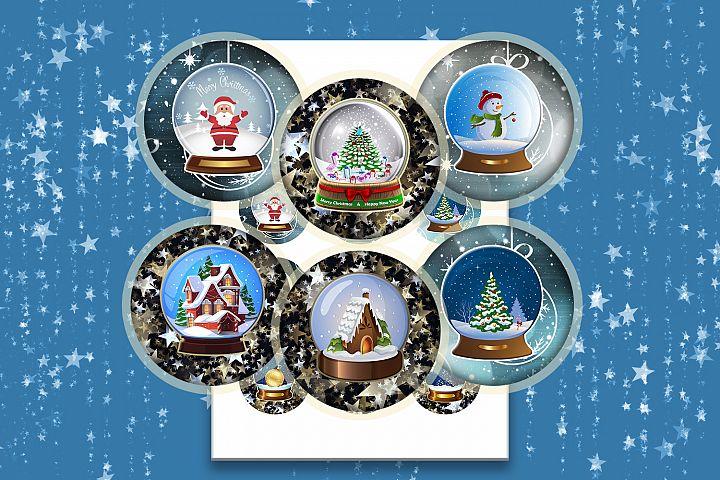 Christmas Globe, 2,1.5,1.25,135,30,25,20,18,16,14,12mm
