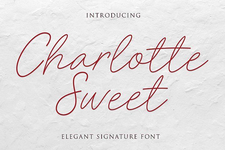Charlotte Sweet