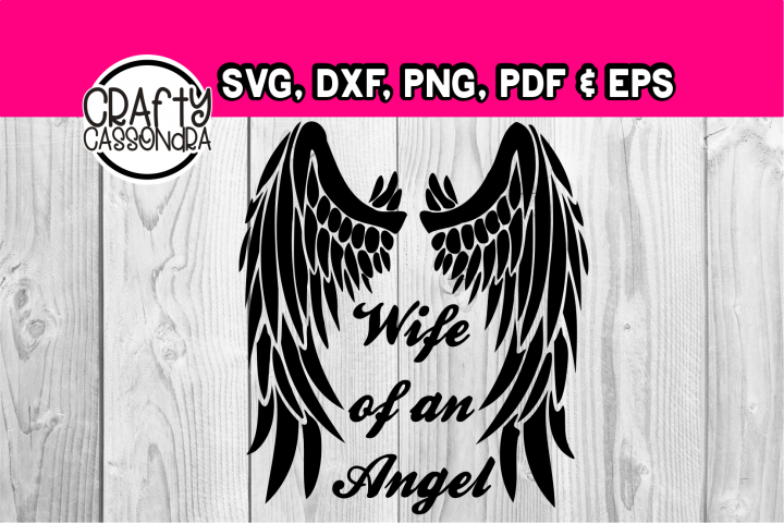 Memorial - Wife of an angel