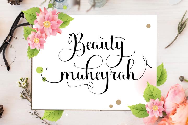 Beauty maheyrah