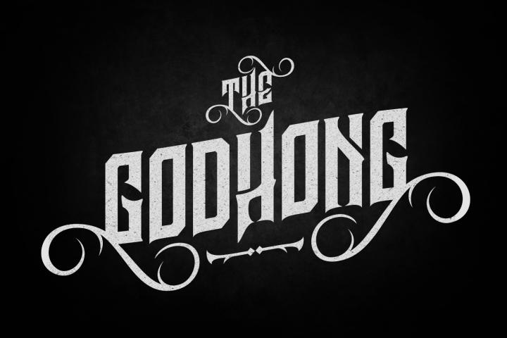 Godhong Typeface
