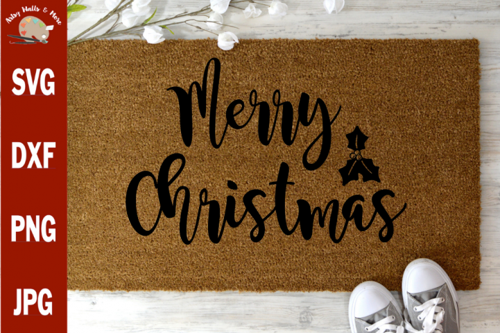 Merry Christmas svg, Christmas design sign shirt pillow SVG