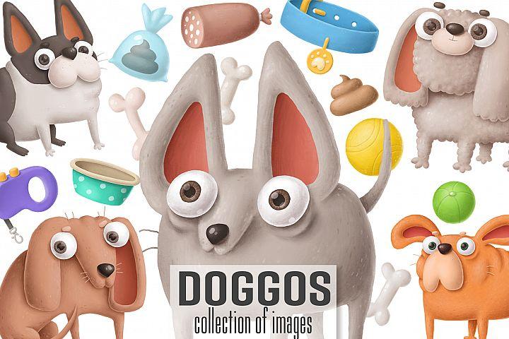Doggos collection