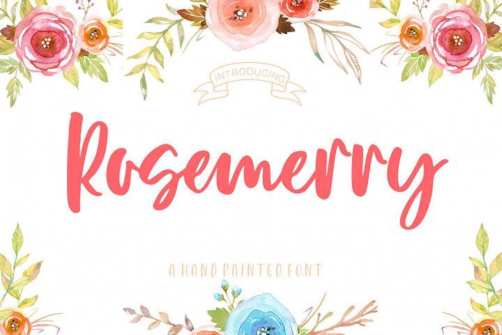 Rosemerry Script