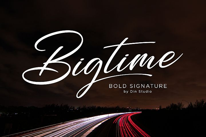 Bigtime - Script