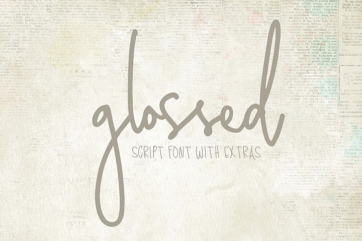 Glossed Script
