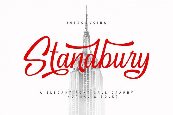 Standbury Script