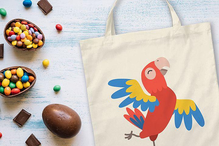 Parrot Bundle example 6