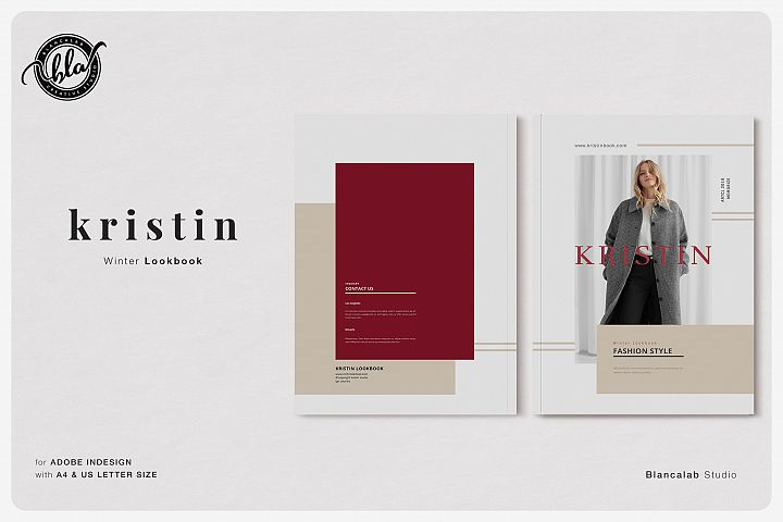 KRISTIN Winter Lookbook