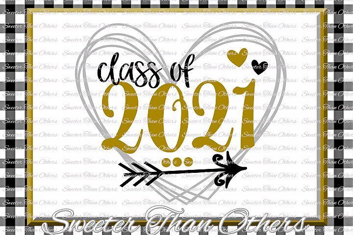 Senior SVG Class of 2020 Cut file Svg