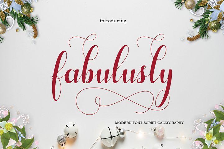 fabulusly