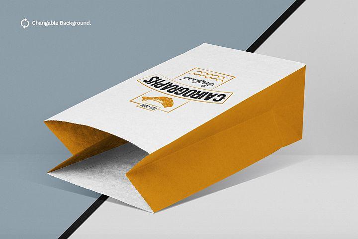 Paper Bags Mockups