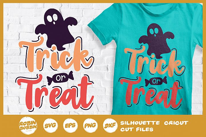 Thick Or Treat SVG - Halloween SVG