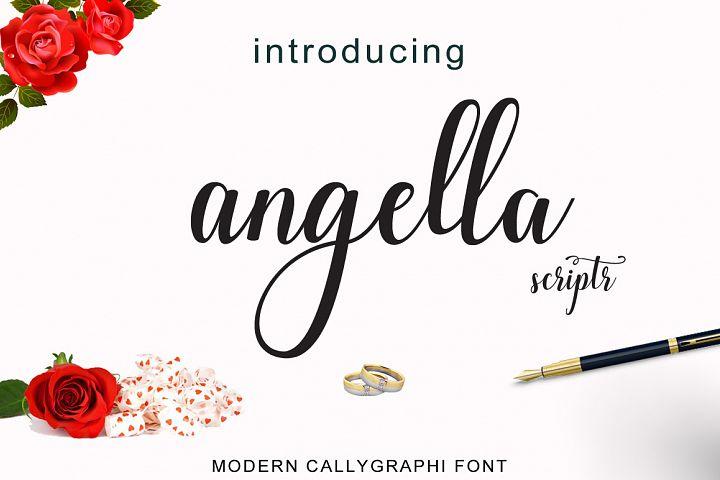 angella script