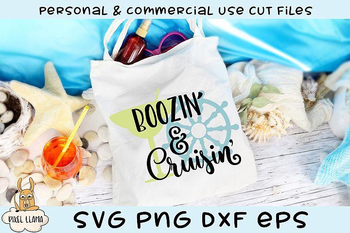Boozin & Cruisin SVG