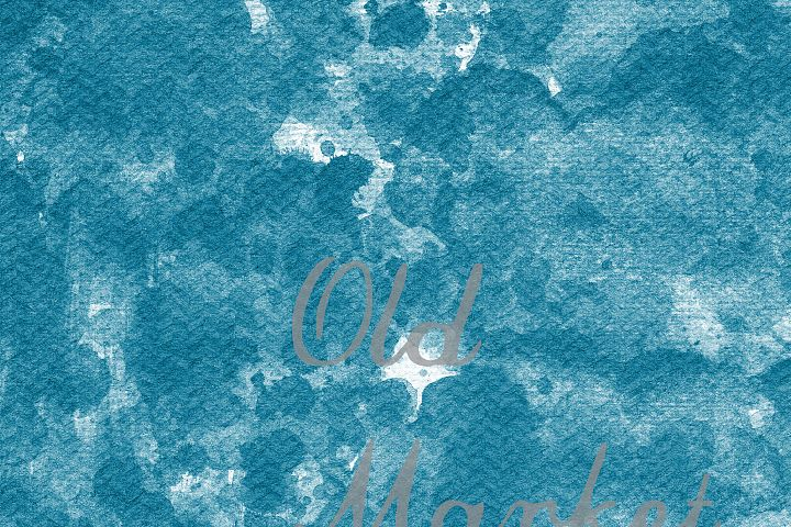 Watercolor Paint Textures Digital Papers example 1