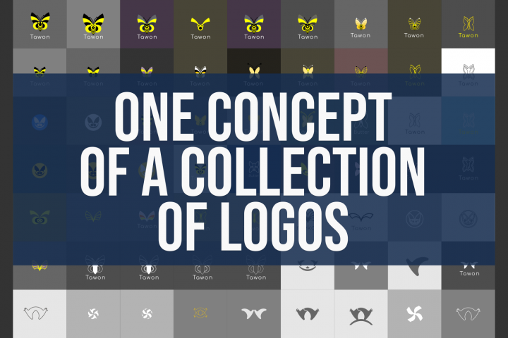 One Concept of a Collection of Logos
