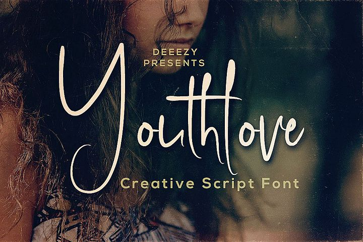 Youthlove Script Font