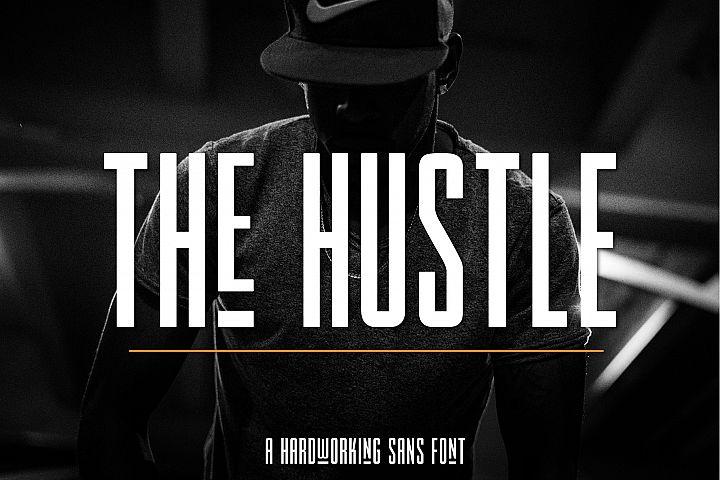 The Hustle Font