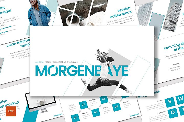 Morgenbaye - Powerpoint Template