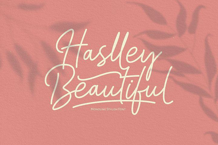 Haslley Beautiful