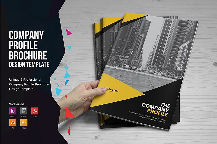 Company Profile Brochure v9