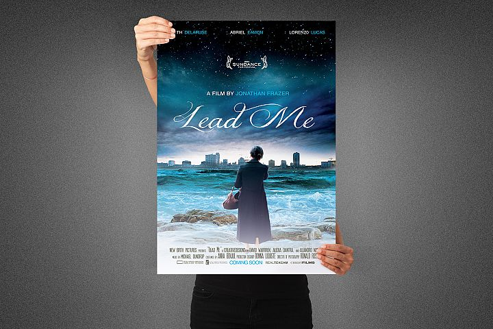 Lead Me Movie Poster Template