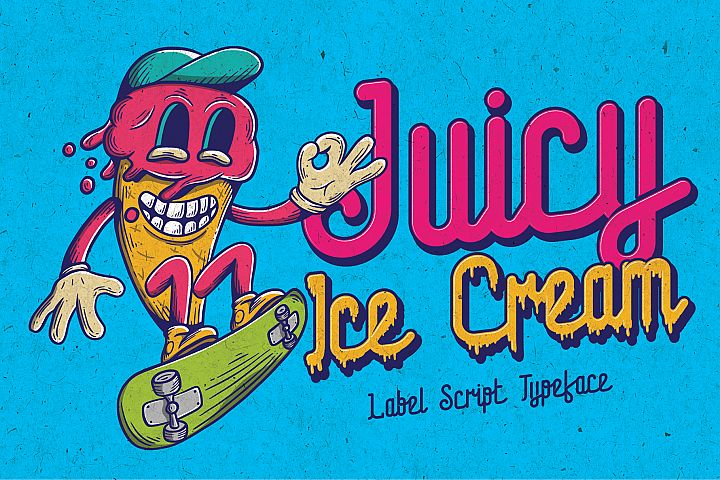Juicy Ice Cream