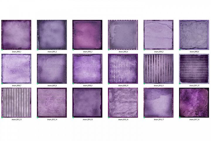 Lavender DreamTextures example 3