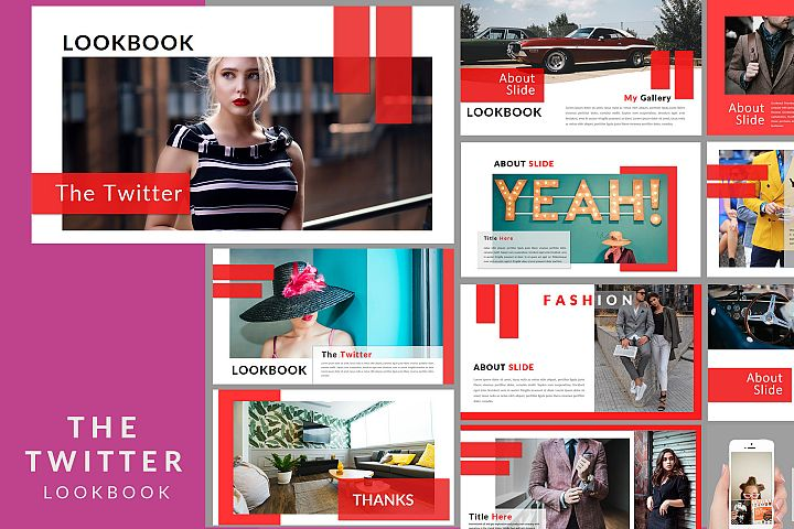 The Twitter Lookbook - Powerpoint
