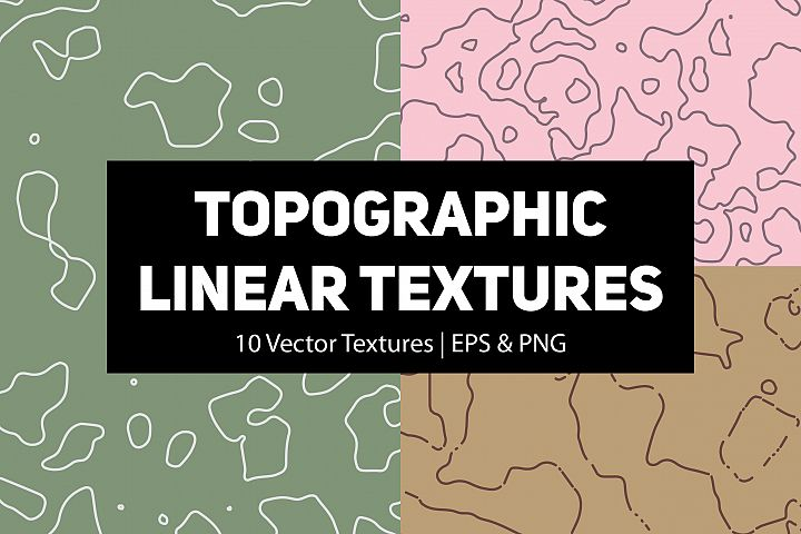 Topographic Linear Texture
