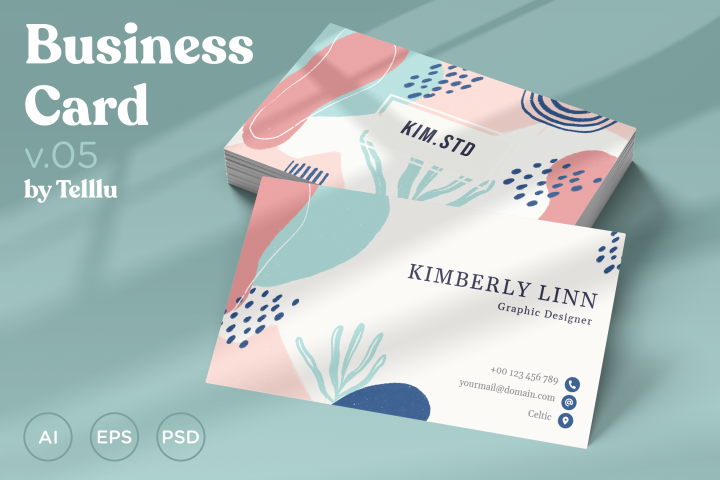 Business Card Template v05