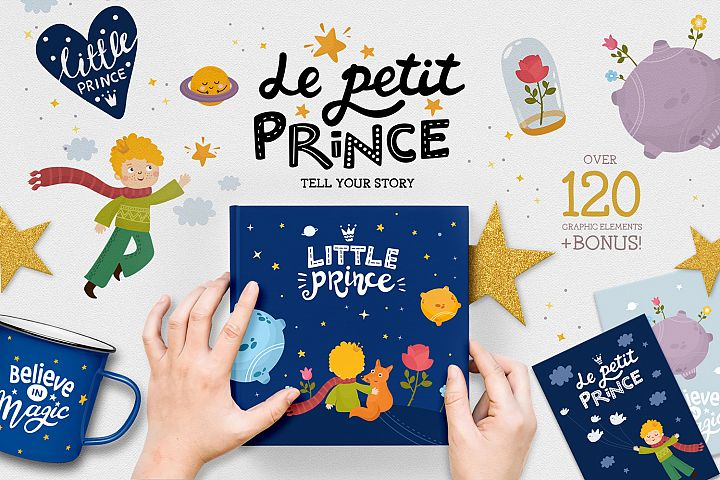 Little Prince Book Creator