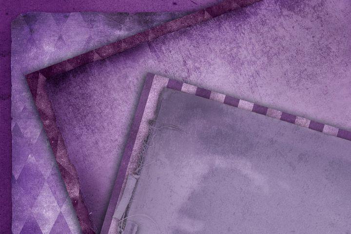 Lavender DreamTextures example 2