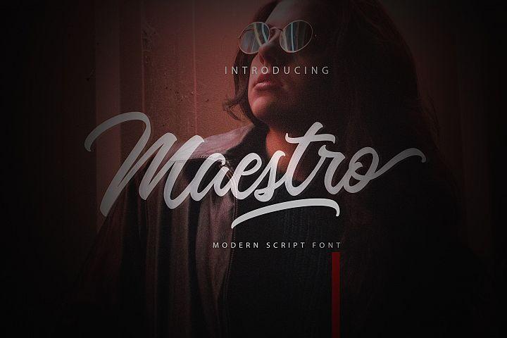 Maestro Script