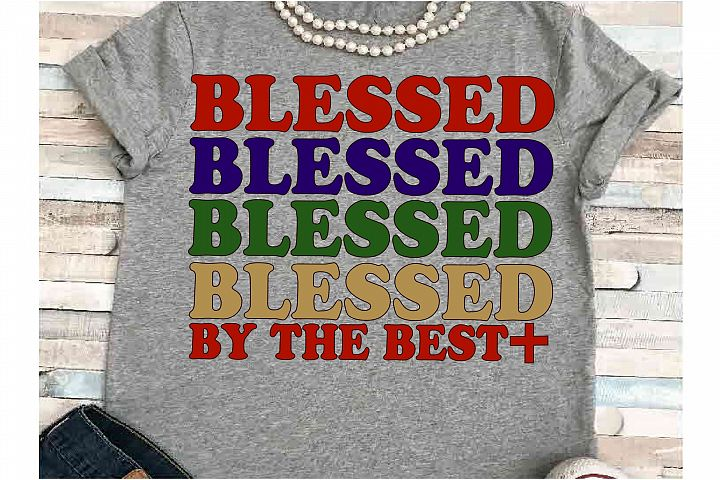 Faith svg DXF JPEG Silhouette Cameo Cricut blessed by best